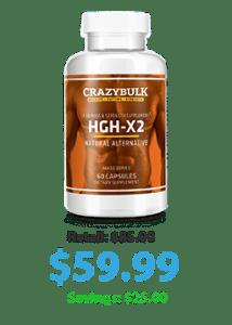 Crazy Bulk HGH Bottle
