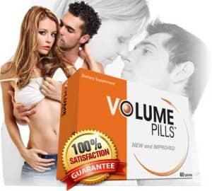 Volume Pills Bottle