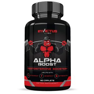 testosterone booster - Invictus Labs Alpha Boost